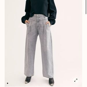 Citizens of Humanity Nancy Pleat Yoke Jeans 29